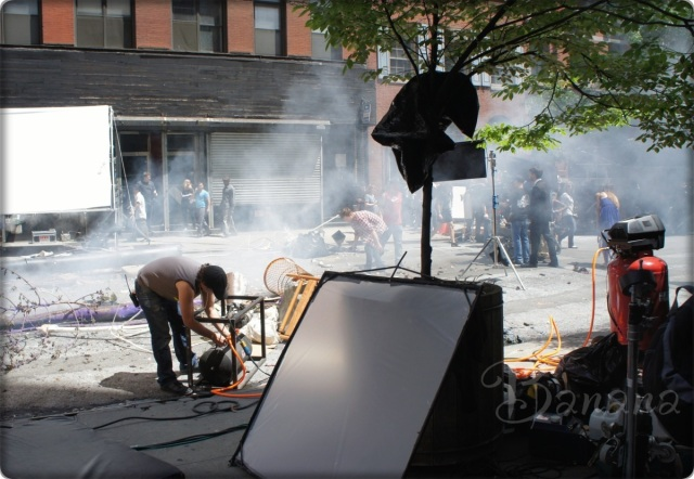 movie making new york