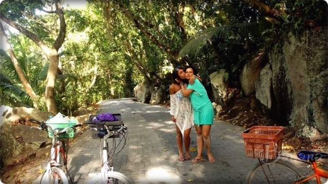 bicycles Seychelles