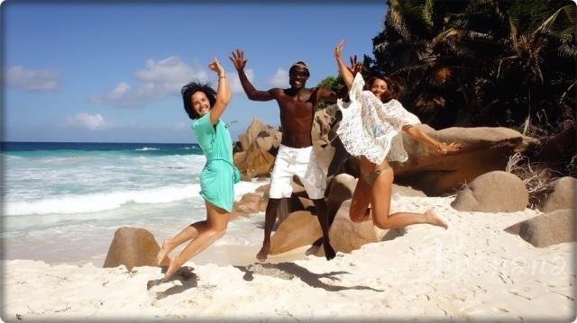 Grande Anse Seychelles