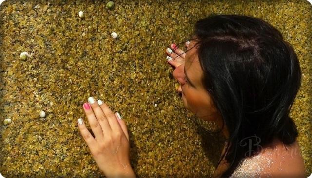 La Digue shells