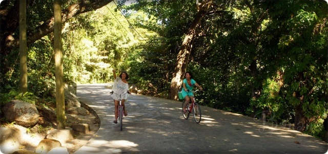 Seychelles bicycles