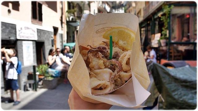 Manarola food